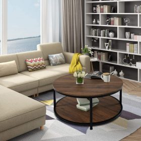 8 Best Wrought Iron Coffee Tables – Iron Legs For A Strong Structure!