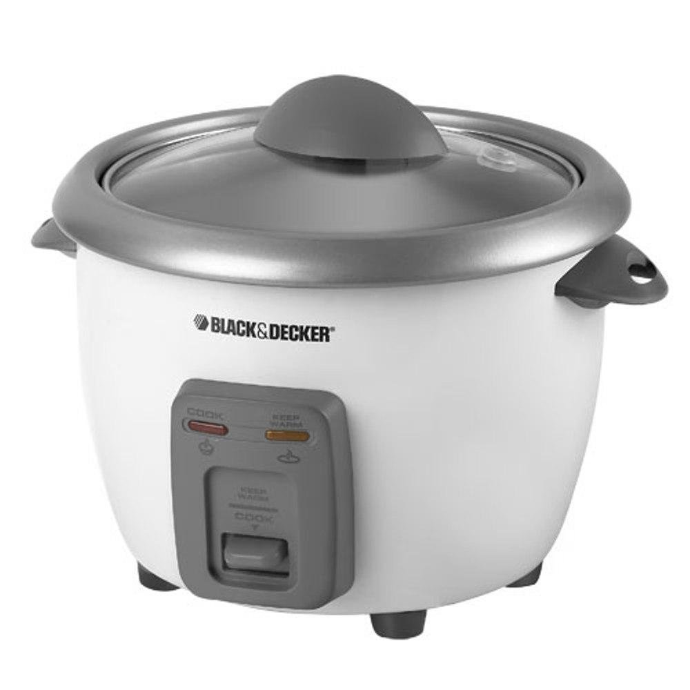 Black & Decker RC3406 6-Cup (Cooked) Rice Cooker