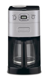 Cuisinart DGB-625BC Grind-and-Brew 12-Cup