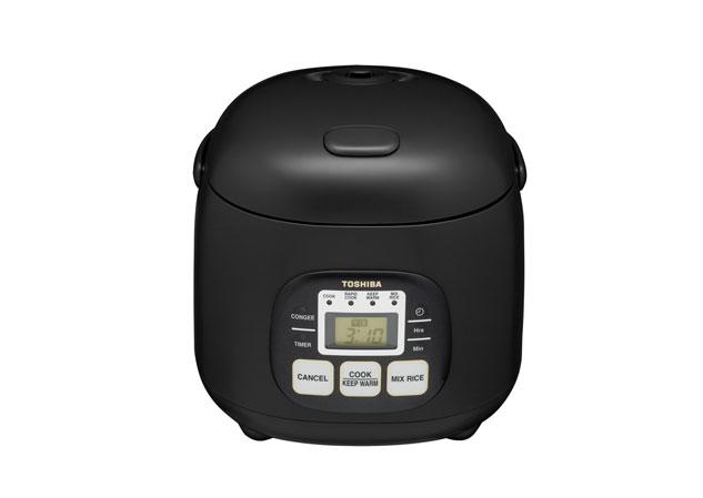 Digital Rice Cooker Toshiba Model Rc-5mm