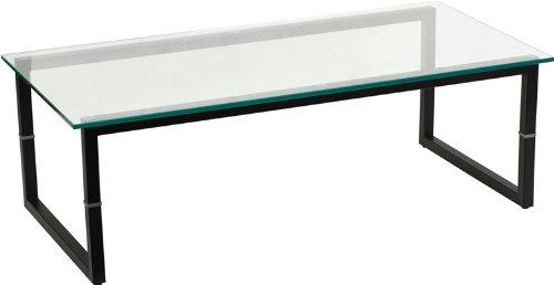 Flash Furniture FD-COFFEE-TBL-GG Glass Coffee Table