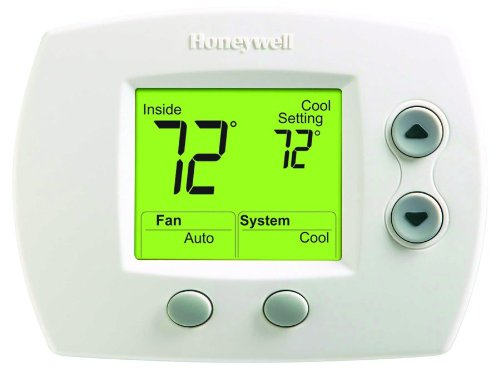 Focuspro 5000 Non-Programmable Thermostat
