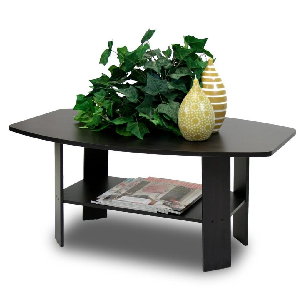 Furinno 10025 (11179) Simple Design Coffee Table