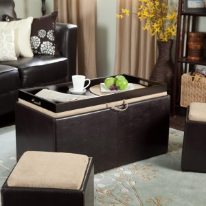 5 Best Coffee table ottoman – Provide more convenient