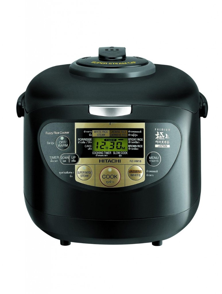 Hitachi Luxury Rice Cooker 1.0 Litre Premium Product from Japan
