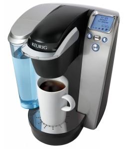 Keurig K75 Platinum Personal Coffee Maker – Programmable on/off