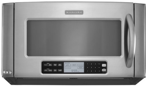 KitchenAid KHHC2090SSS Stainless Steel Convection Microwave Oven