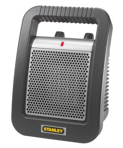Lasko 675945 Stanley 12-Inch Ceramic Utility Heater
