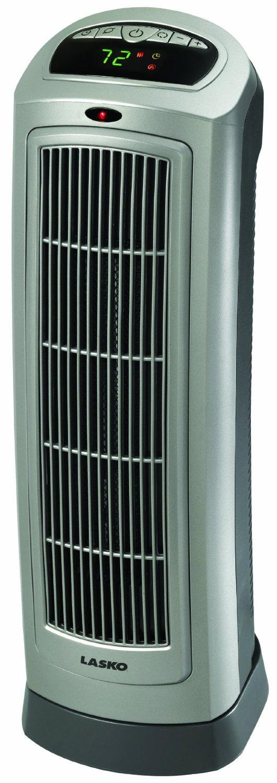 Lasko 755320 Oscillating Ceramic Electric Space Heater