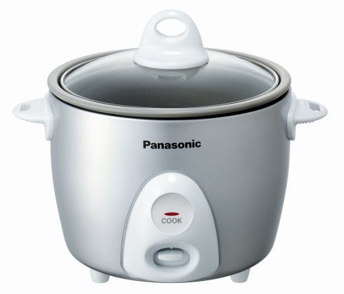 Panasonic SR-G06FG Automatic 3 Cup (Uncooked) Rice Cooker