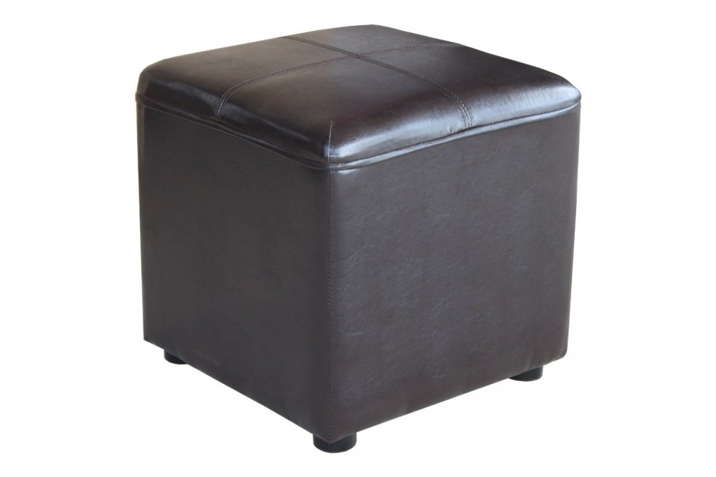 Pu - Leather Foot-stool