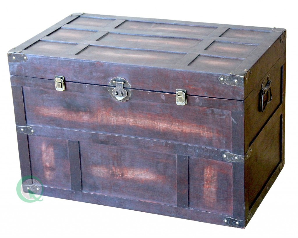 Quickway Imports Old Style Cedar Chest, Large