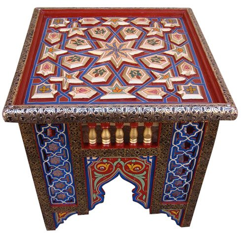 Reverie Moroccan Side Table
