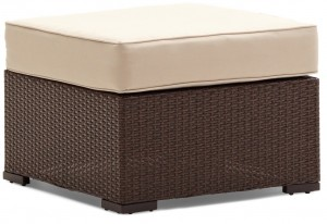 5 Best Wicker Ottoman – Features a unique design and look