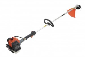 Tanaka TCG22EASSLP 21.1cc 2-Stroke Gas Powered Straight Shaft Grass Trimmer Brush Cutter (CARB Compliant)