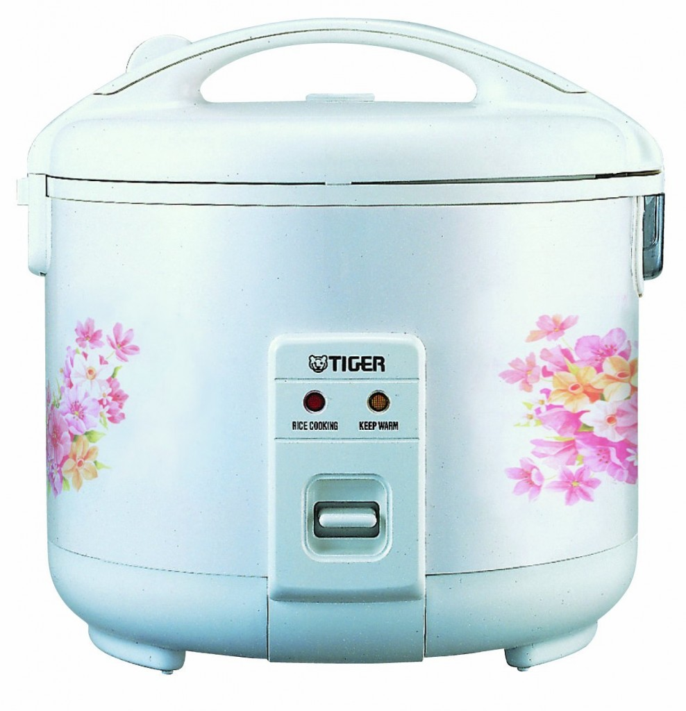 Tiger JNP-1800 Electric 10-Cup (Uncooked) Rice Cooker and Warmer