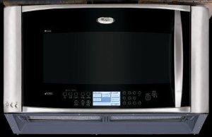 Whirlpool GH7208XR Built-in SpeedCook Oven, Steamer