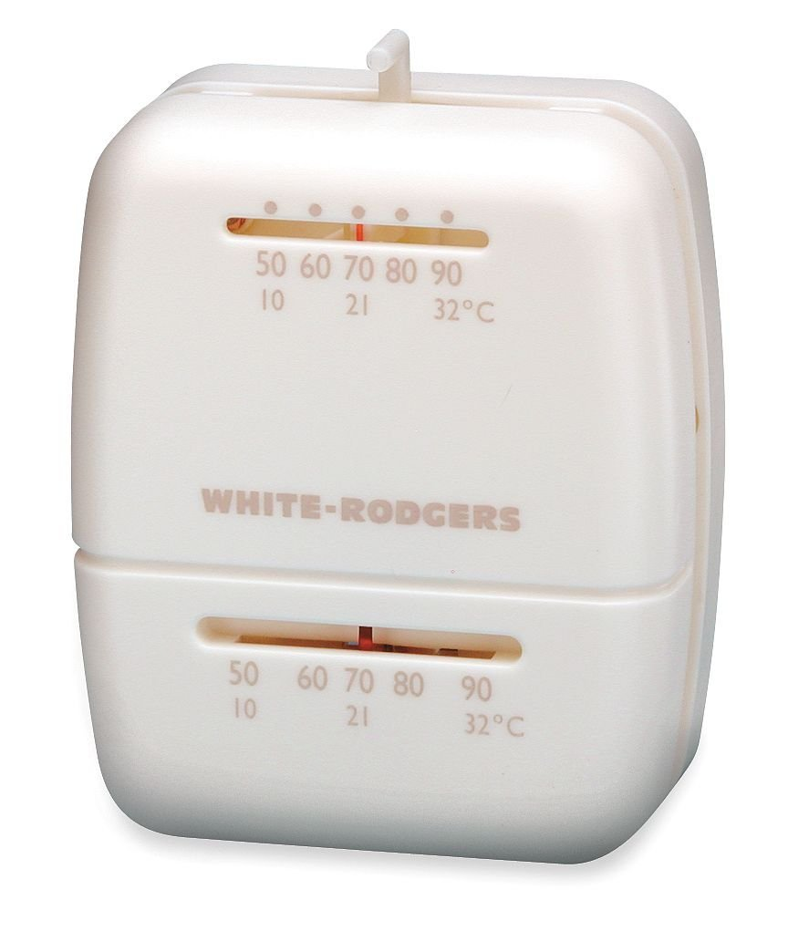 White-Rodgers 01C20-101 Mechanical Heat Only Thermostat