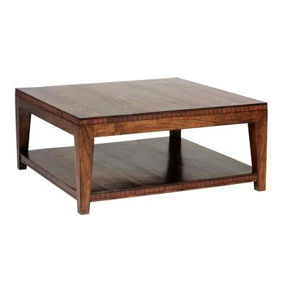 William Sheppee Saddler Square Coffee Table