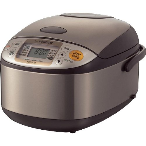 Zojirushi 5-1 2-Cup (Uncooked) Micom Rice Cooker and Warmer