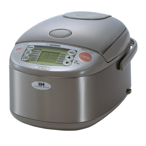 Zojirushi NP-HBC10 5-1 2-Cup (Uncooked) Rice Cooker