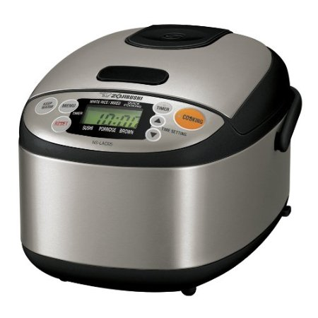 Zojirushi NS-LAC05 Micom 3-Cup Rice Cookers