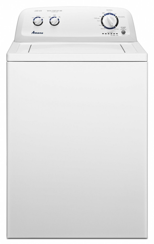 Amana 3.4 cu. ft. Top Load Washer