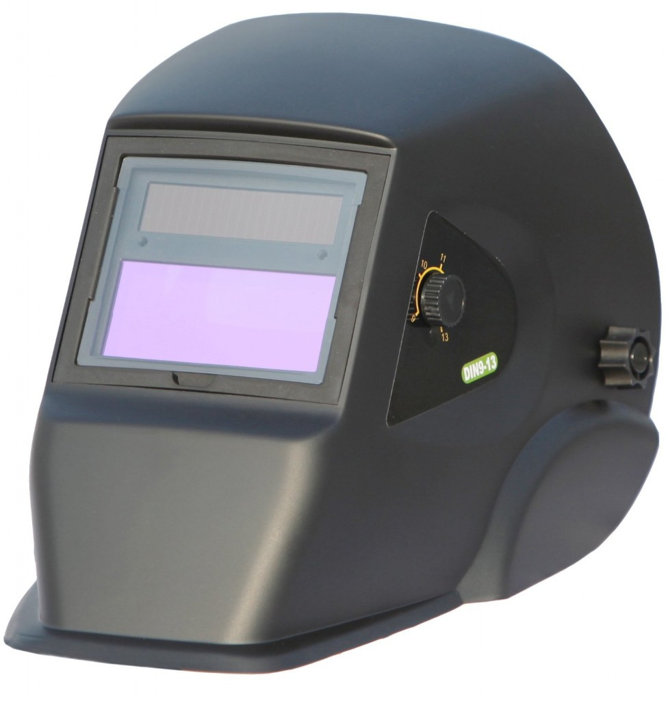 ArcPro 20702 Auto-Darkening Solar Powered Welding Helmet