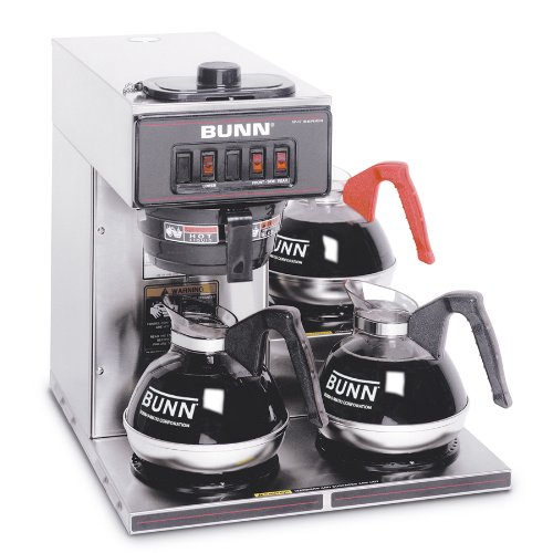BUNN VP17-3 SS Pourover Commercial Coffee Brewer