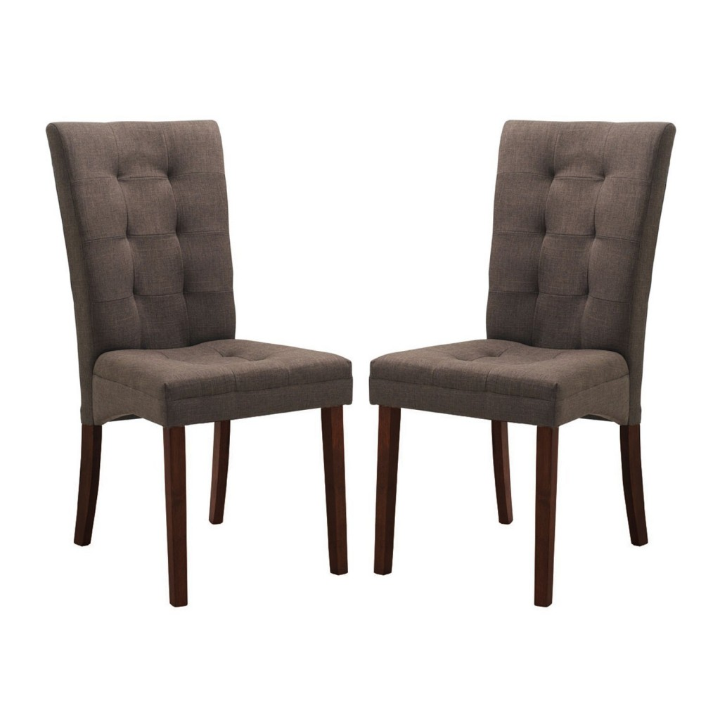 Baxton Studio Anne Fabric Modern Dining Chair