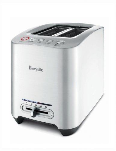 Breville Die-Cast Smart 2-Slice Toaster