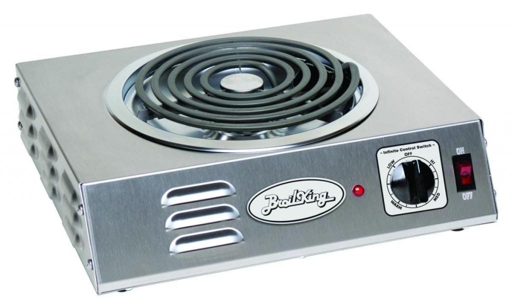 Broil King CSR-3TB Professional Single Hot Plate, Hi Power