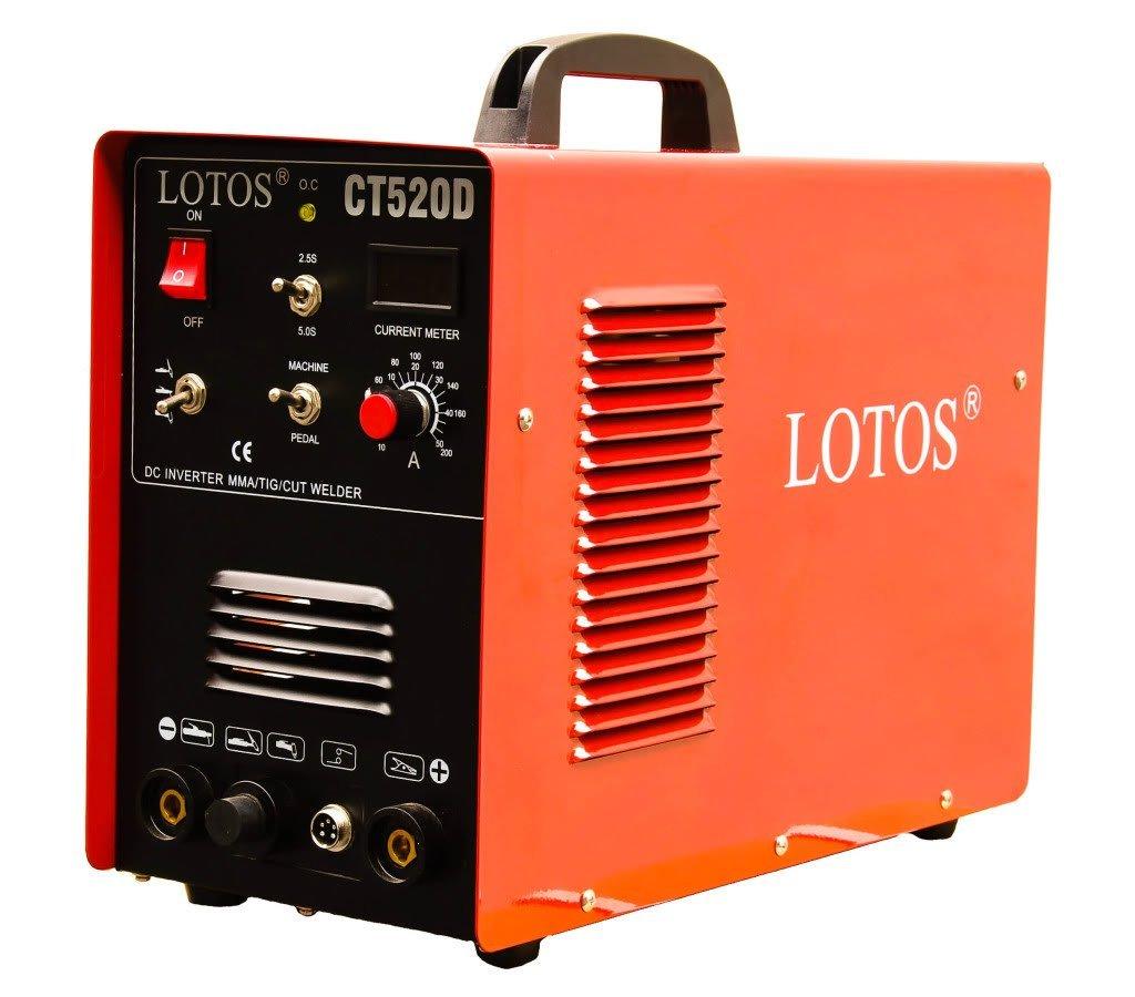 CT520d Lotos 50a Plasma Cutter 200a