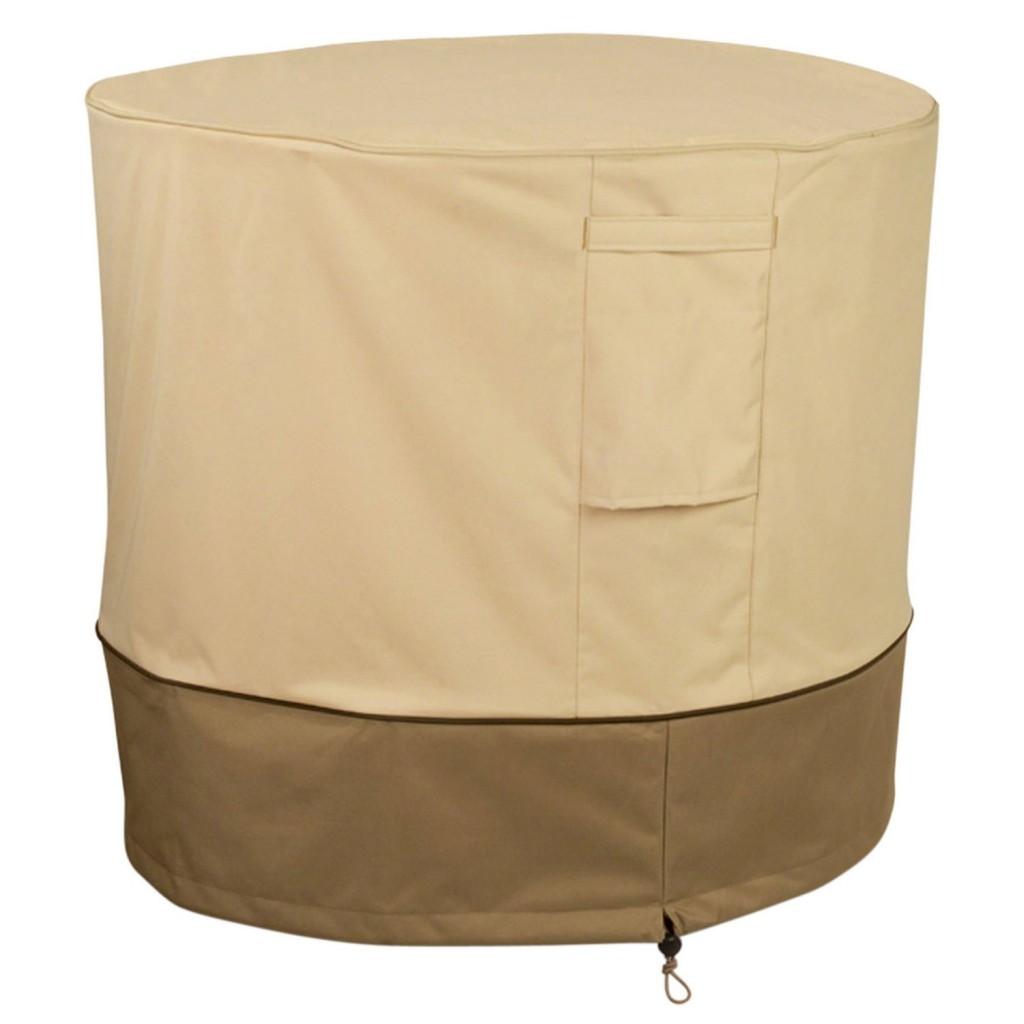 Classic Accessories Veranda Air Conditioner Cover, Round