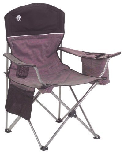 Coleman 2000003082 Cooler Quad Chair Gray
