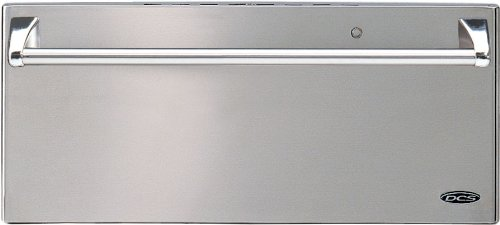 DCS WD-27-SSOD 27-Inch Warming Drawer, Brushed Stainless Steel