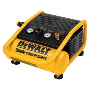 5 Best Dewalt Compressors – Powerful motor and large press