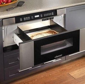 Drawer Microwave Oven