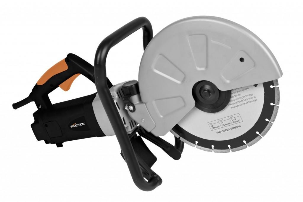 Evolution DISCCUT1 12-Inch Disc Cutter