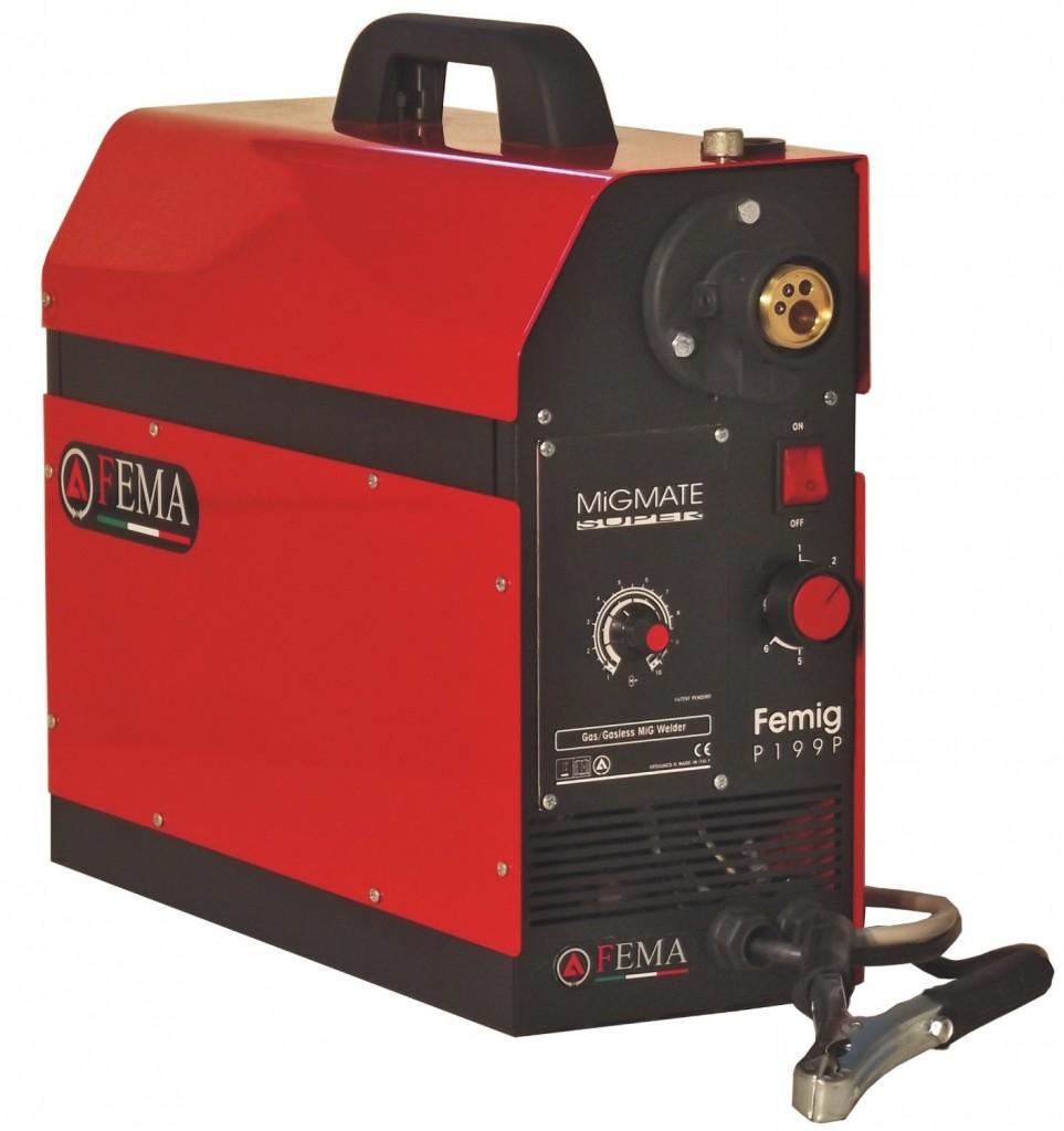 Fema Professional 199 Portable Gas