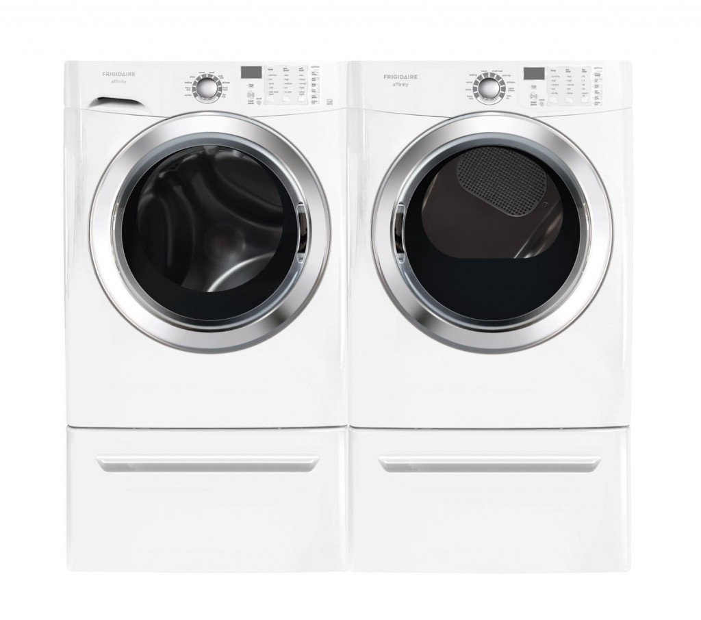Frigidaire Front-Load Washer with 3.8 cu. ft