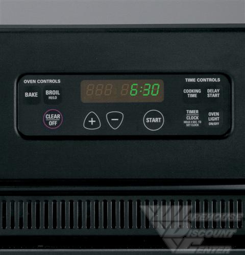 GE 24 Single Electric Standard Clean Wall Oven