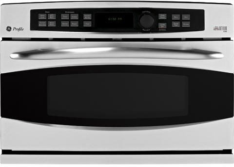 GE Profile Advantium 27 Stainless Steel Wall Oven