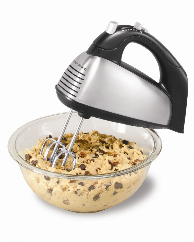 Hamilton Beach 62650 6-Speed Classic Hand Mixer