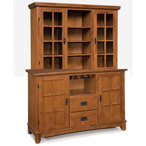 Home Styles Arts and Crafts China Cabinet