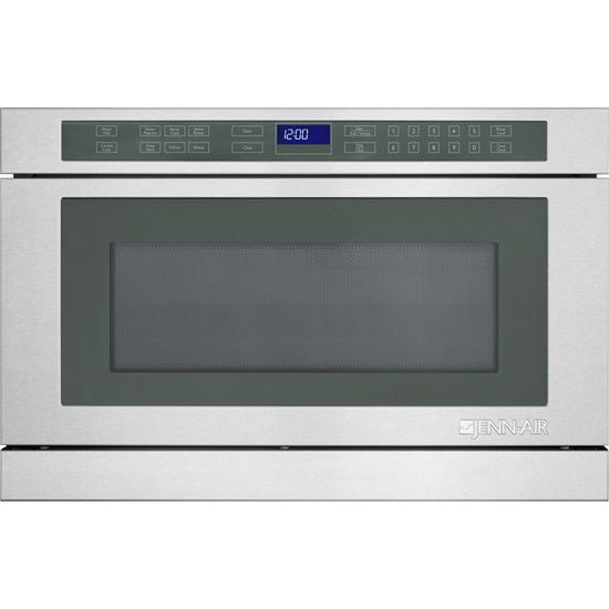 Jenn-Air 24 Stainless Steel Under Counter Microwave Drawer