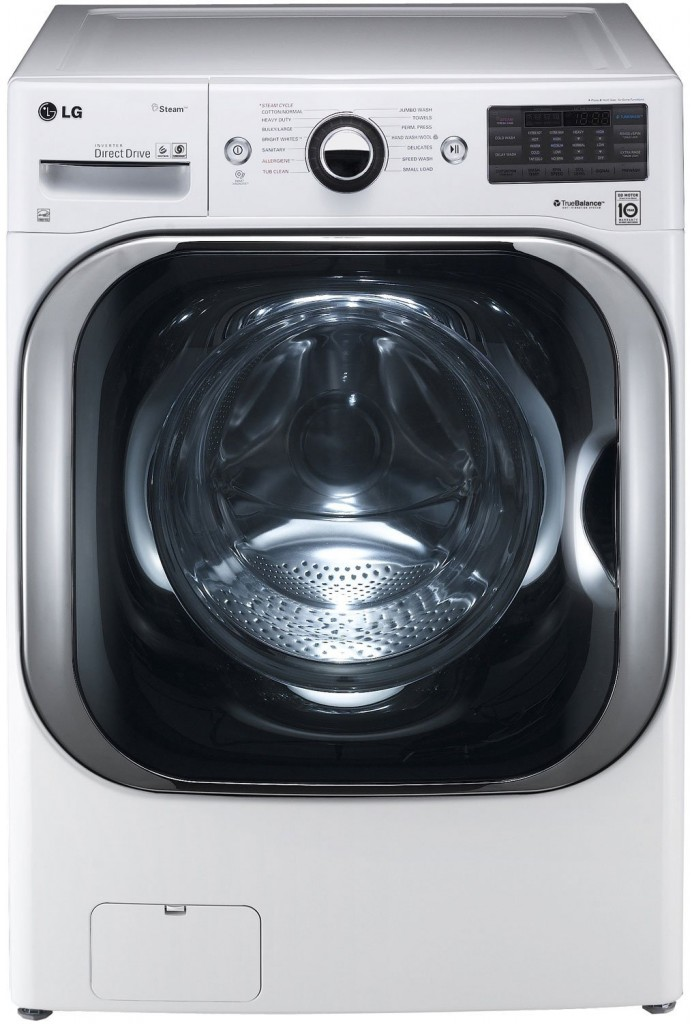 LG Cu. Ft. Front Load Washer