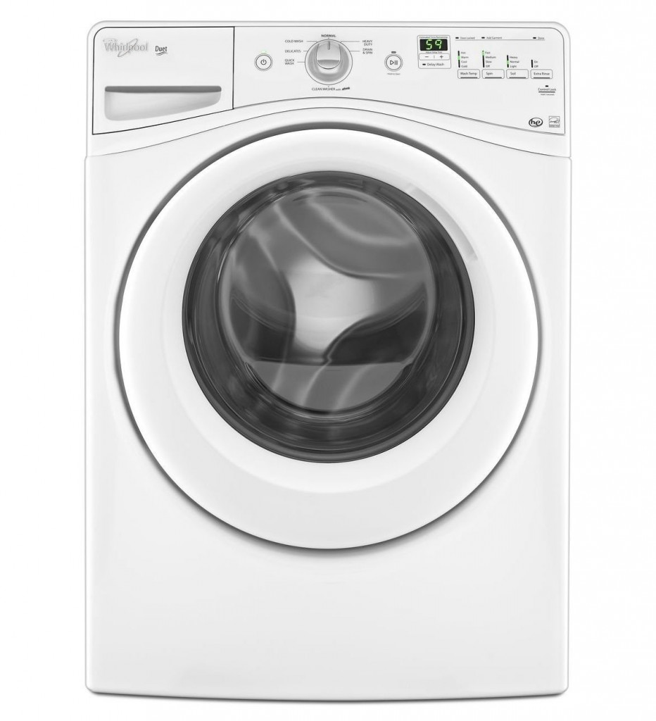 Maytag 4.3 cu. ft. High-Efficiency Front-Load Washer