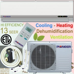 5 Best Ductless Air Conditioners – Powerful motor