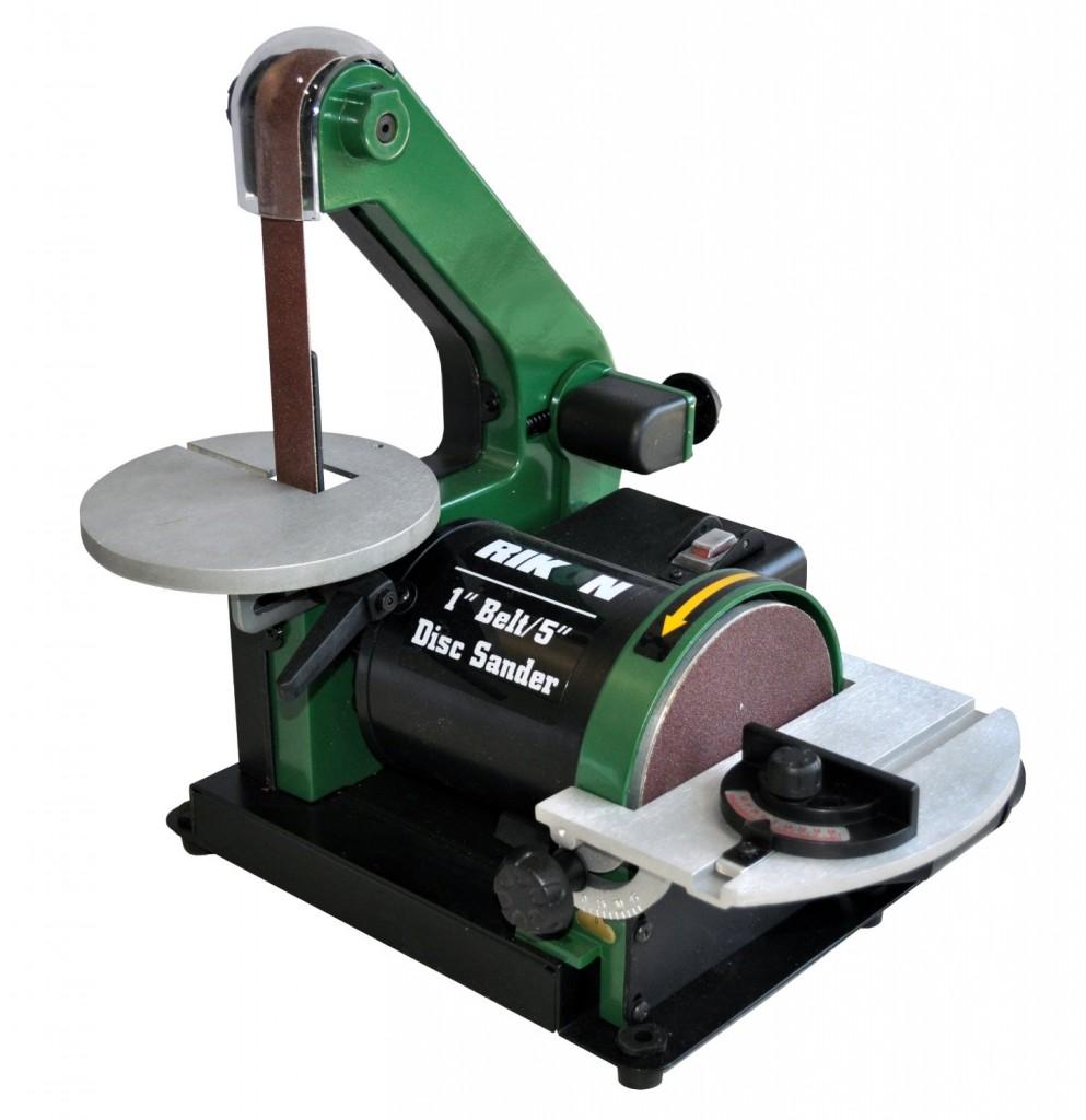 Rikon 50-150 Belt Disc Sander